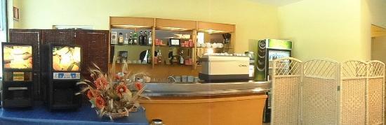 Il Grifo Hotel e Prosciutteria: Caffetteria Express