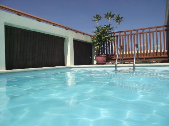 Cheathata Angkor Hotel: Top roof swimming pool