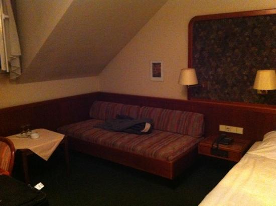 Hotel am Schelztor: Zimmer