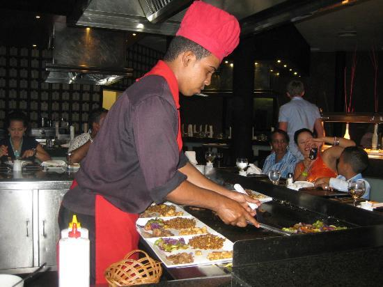 Sirenis Punta Cana Resort Casino & Aquagames: Japaniese