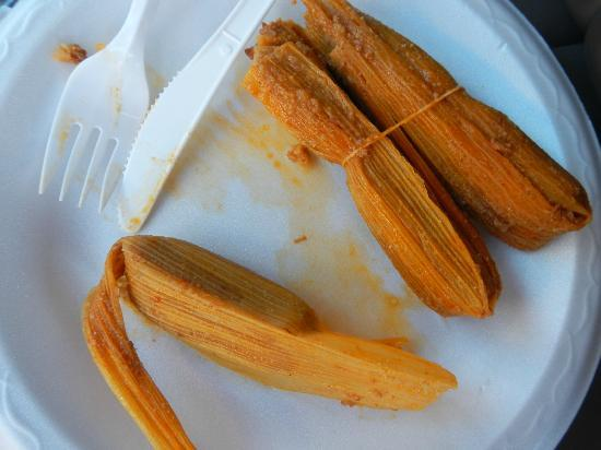 Rhoda's Famous Tamales: DELICIOUS TAMALES!