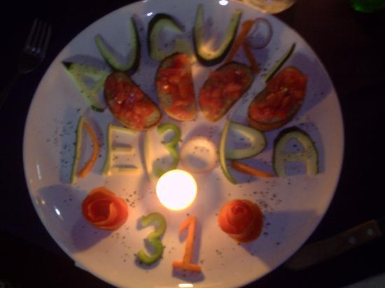 Mami Bar Ristorante: La loro sorpresa per il mio compleanno!!