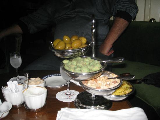 Rotonda: комплемент к водке и пиву