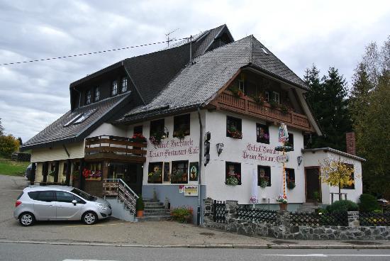 Landhotel Bierhaeusle: The inn