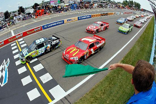 Finger Lakes Wine Country, NY: Thrill in a race at Watkins Glen International