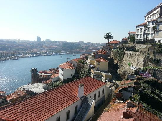 Porto, Portugal: View from the top of the bridge