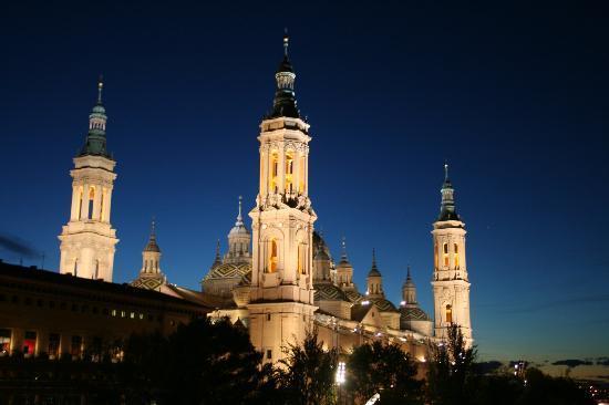 ميليا زاراجوزا: Vista del Pilar 