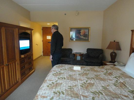Rocky Gap Casino Resort: Room 243