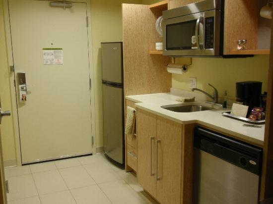 Home2 Suites by Hilton Lexington Park Patuxent River Nas, Md: Kitchen