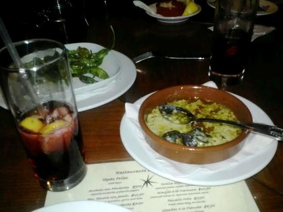 Costa Brava Restaurant San Diego Ca