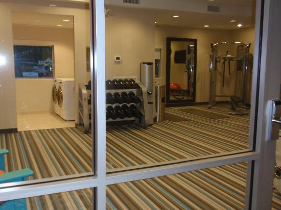 Home2 Suites by Hilton Lexington Park Patuxent River Nas, Md: Gym/Laundry Room