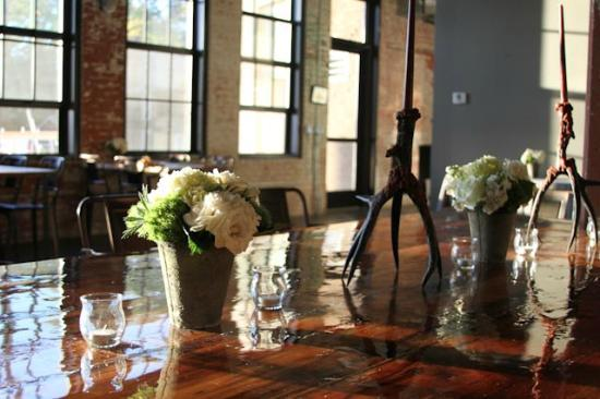 Journeyman Distillery: Dining Table