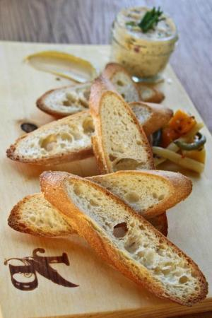 Journeyman Distillery: Smoked Whitefish Spread