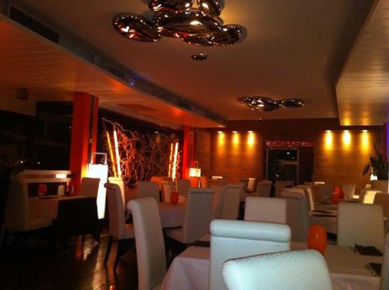 Speak Easye Abano: la sala ristorante