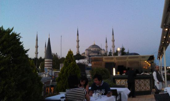 Mosaic Terrace Restaurant