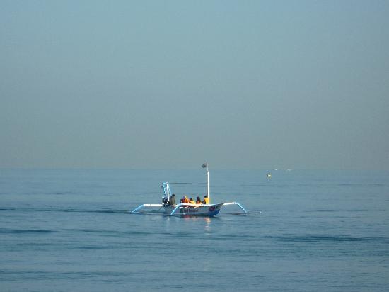 Hotel Melamun: trip boat