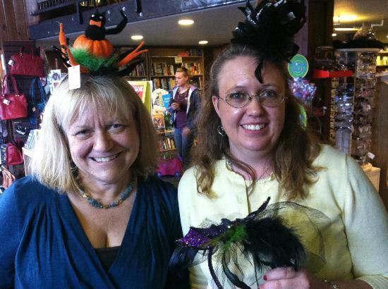 Off the Beaten Path Bookstore: Halloween at Off The Beaten Path
