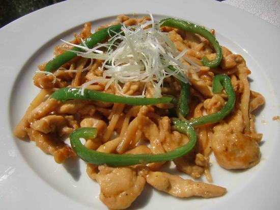 Sun Restaurant Dahab: Japanese Food