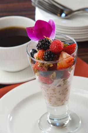 Red Mountain Resort: Breakfast Parfait
