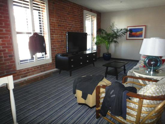 Argonaut Hotel, A Noble House Hotel: King Suite Bay View , Nr. 356