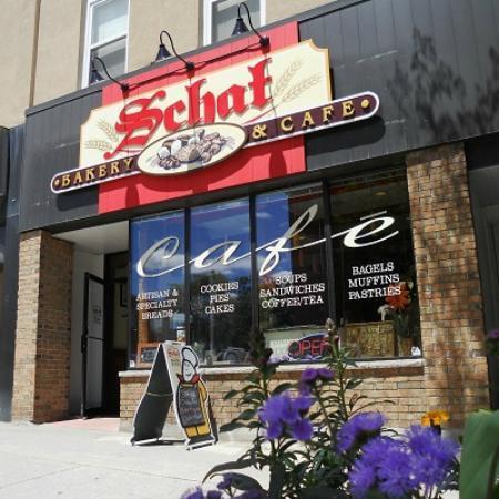 Schat bakery & Cafe: Schat Bakery & Café