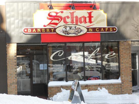 Schat bakery & Cafe: storefront