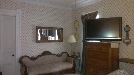 Dexter, NY: Lincoln Room