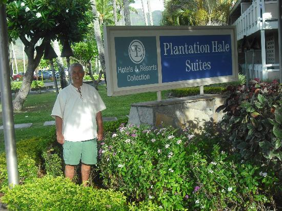 Plantation Hale Suites: entrance