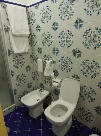 Astoria Hotel : bathroom