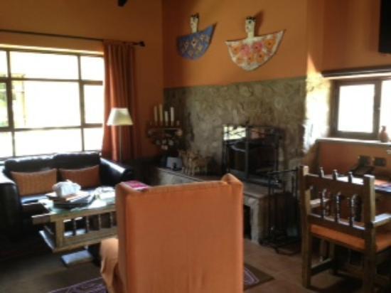 Sol y Luna - Relais & Chateaux: Main room