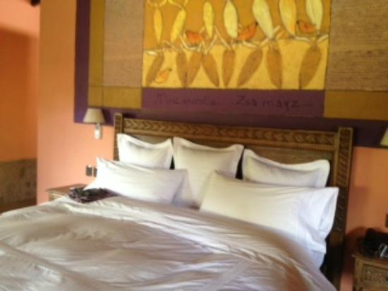 Sol y Luna - Relais & Chateaux: Lovely bed