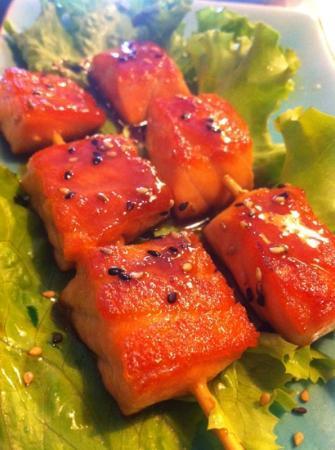 Dao Sushi : sake teriyaki