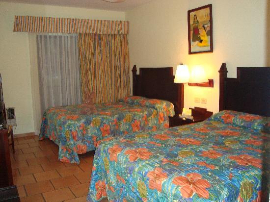 Hotel Riu Lupita: Habitaciones confortables