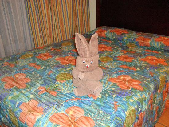 Hotel Riu Lupita: Hospitalidad