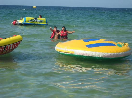 Sahara Beach Aquapark Resort: watersports
