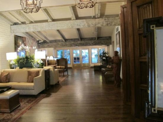 Rancho Bernardo Inn: Main Lobby Lounge area