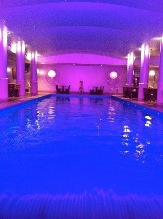 Haymarket Hotel : Pool and bar
