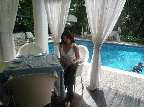 Altamira Suites: Pool