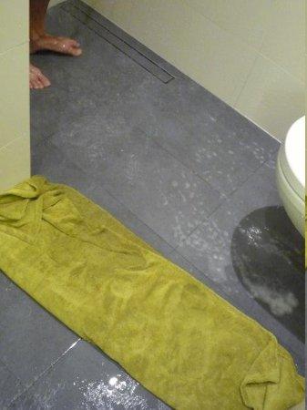 Hotel Split: l'inondation !