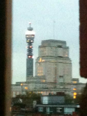 Bedford Hotel: Telecom Tower