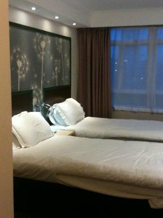 Bedford Hotel: Comfy beds