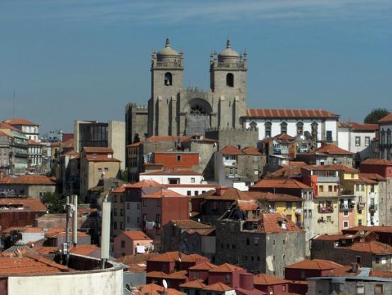Porto, Portugal: Cathedral
