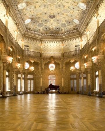 Porto, Portugal: Palácio da Bolsa/Stock Exchange palace