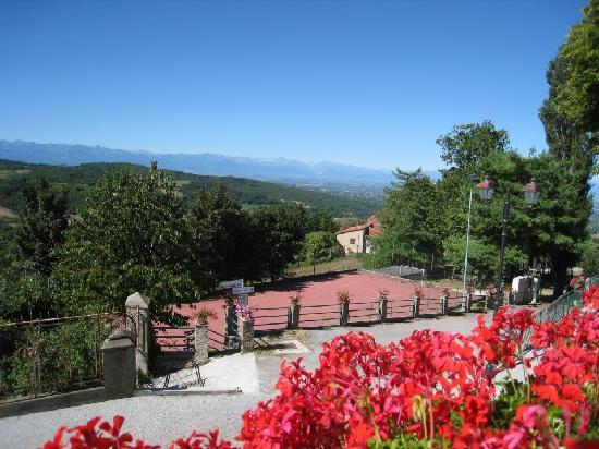 Trattoria Belvedere: panorama