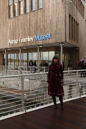 Astrup Fearnley Museet : Astrup Fearnley Museum of Modern Art