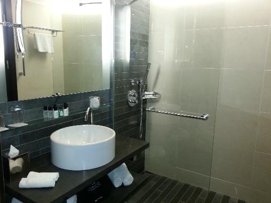 renaissance paris arc de triomphe hotel bagno foto 1