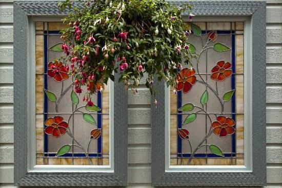 C'est La Vie Inn: Garden shed