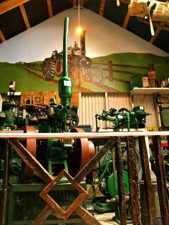 Central Hawke's Bay Settlers Museum: farming at the museum