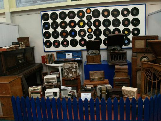 Central Hawke's Bay Settlers Museum: music at the museum