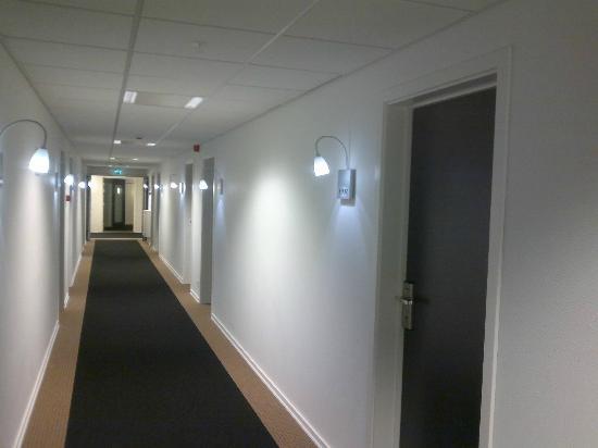 Hotel Hillerod: Corridor